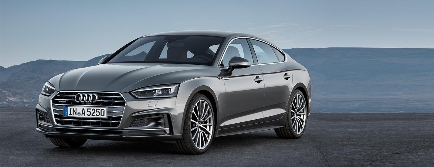 מפואר משפחת אאודי A5   Audi - קידמה באמצעות טכנולוגיה YQ-29