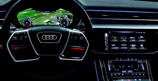 ניס Audi - קידמה באמצעות טכנולוגיה GK-49